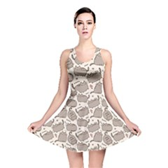 Pusheen Wallpaper Computer Everyday Cute Pusheen Reversible Skater Dress