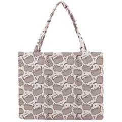 Pusheen Wallpaper Computer Everyday Cute Pusheen Mini Tote Bag