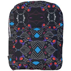 Roulette Star Time Full Print Backpack