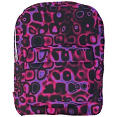 Psychedelic Lights 3 Full Print Backpack