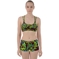 Psychedelic Lights 6 Women s Sports Set