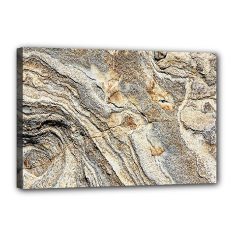 Background Structure Abstract Grain Marble Texture Canvas 18  X 12