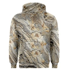 Background Structure Abstract Grain Marble Texture Men s Pullover Hoodie