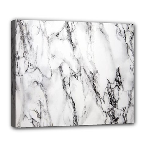 Marble Granite Pattern And Texture Deluxe Canvas 24  X 20