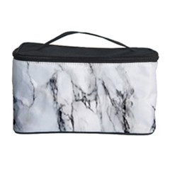 Marble Granite Pattern And Texture Cosmetic Storage Case