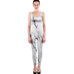 Marble Granite Pattern And Texture Onepiece Catsuit