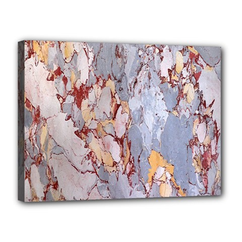 Marble Pattern Canvas 16  X 12