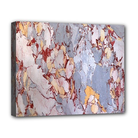 Marble Pattern Deluxe Canvas 20  X 16