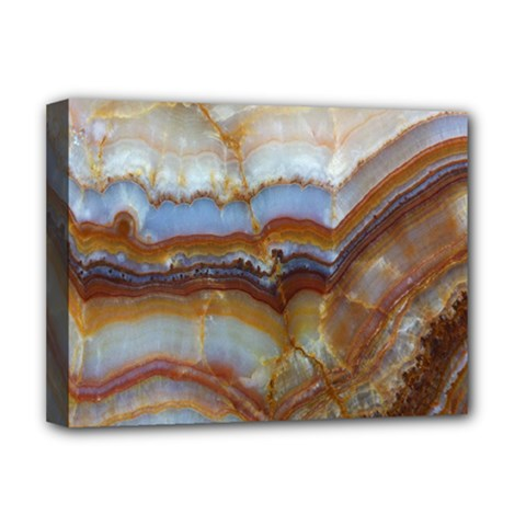 Wall Marble Pattern Texture Deluxe Canvas 16  X 12