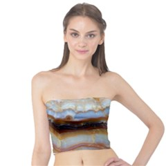 Wall Marble Pattern Texture Tube Top