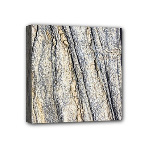Texture Structure Marble Surface Background Mini Canvas 4  X 4
