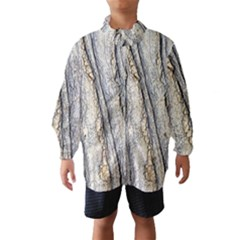 Texture Structure Marble Surface Background Wind Breaker (kids)