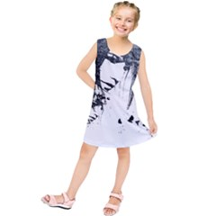 Face Paint Look  Kids  Tunic Dress