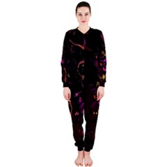 Abstraction Shadow Light Onepiece Jumpsuit (ladies)