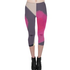Allen Form Light  Capri Leggings
