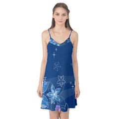 Abstraction Pattern Color  Camis Nightgown