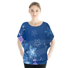 Abstraction Pattern Color  Blouse