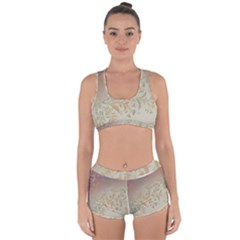2349 Pattern Background Faded 3840x2400 Racerback Boyleg Bikini Set