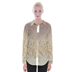 2349 Pattern Background Faded 3840x2400 Womens Long Sleeve Shirt