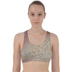 2349 Pattern Background Faded 3840x2400 Back Weave Sports Bra