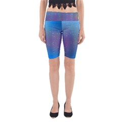 2317 Points Lines Background 3840x2400 Yoga Cropped Leggings