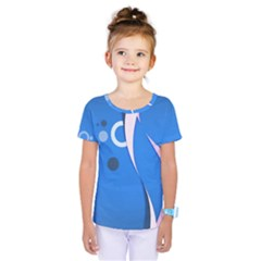 2323 Figures Shapes Circles 3840x2400 Kids  One Piece Tee