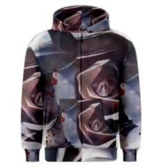 2272 Paper Paint Lines 3840x2400 Men s Zipper Hoodie