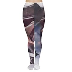 2272 Paper Paint Lines 3840x2400 Women s Tights