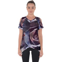2272 Paper Paint Lines 3840x2400 Cut Out Side Drop Tee