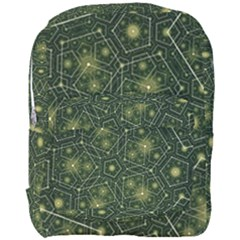 Shape Surface Patterns  Full Print Backpack