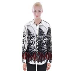 Zombie Womens Long Sleeve Shirt