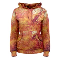Surface Points Dirt  Women s Pullover Hoodie