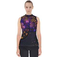 Circles Background Pattern  Shell Top