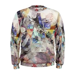 Surface Dark Colorful  Men s Sweatshirt