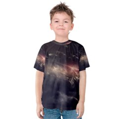 Face Light Profile Kids  Cotton Tee