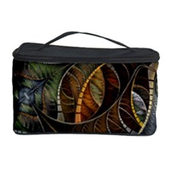 Mosaics Stained Glass Colorful  Cosmetic Storage Case