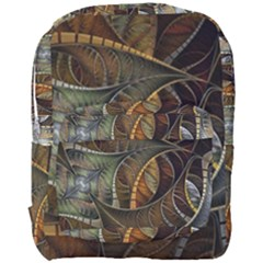 Mosaics Stained Glass Colorful  Full Print Backpack