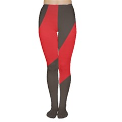 Lines Background Light  Women s Tights
