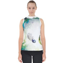 Flower Sprout Background  Shell Top
