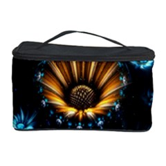 Fractal Flowers Abstract  Cosmetic Storage Case