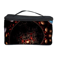 Pattern Fractal Abstract 3840x2400 Cosmetic Storage Case