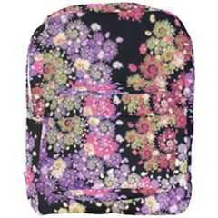 Abstract Patterns Fractal  Full Print Backpack