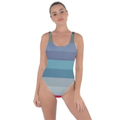 Line Light Pattern  Bring Sexy Back Swimsuit
