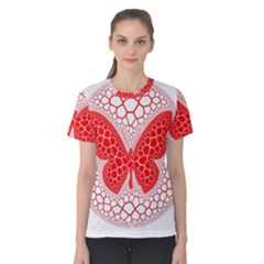 Butterfly Women s Cotton Tee