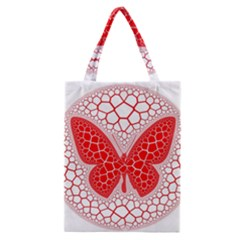 Butterfly Classic Tote Bag