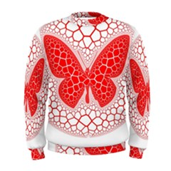 Butterfly Men s Sweatshirt