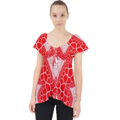 Butterfly Dolly Top