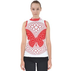 Butterfly Shell Top
