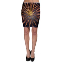 Pyrotechnics Thirty Eight Bodycon Skirt