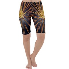 Pyrotechnics Thirty Eight Cropped Leggings